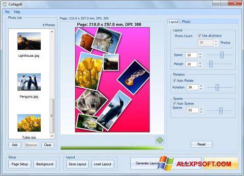 Screenshot CollageIt Windows XP